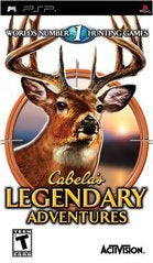 Cabela's Legendary Adventures - PSP