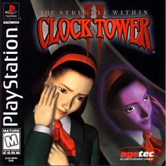 Clock Tower 2 - Playstation