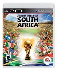 2010 FIFA World Cup South Africa - Playstation 3