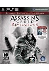 Assassin's Creed Revelations: Signature Edition - Playstation 3