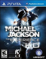 Michael Jackson: The Experience - Playstation Vita