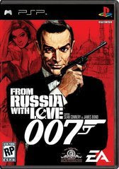 007 From Russia With Love - PSP