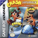 Crash Superpack - GameBoy Advance