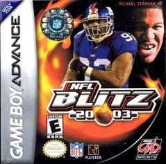 NFL Blitz 2003 - GameBoy Advance