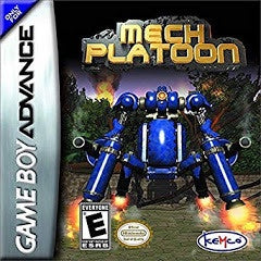 Mech Platoon - GameBoy Advance
