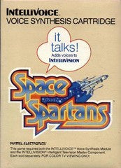 Space Spartans - Intellivision