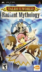 Tales of the World Radiant Mythology - PSP
