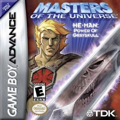 Masters of the Universe - GameBoy Advance