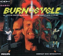 Burn: Cycle - CD-i