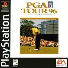PGA Tour 96 - Playstation