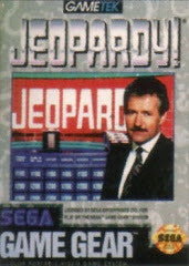 Jeopardy - Sega Game Gear