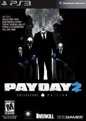 Payday 2 Collector's Edition - Playstation 3