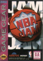 NBA Jam - Sega Game Gear