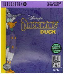 Darkwing Duck - TurboGrafx-16
