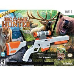 Cabela's Big Game Hunter 2012 with Gun - Wii