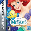 Little Mermaid Magic in Two Kingdoms - GameBoy Advance