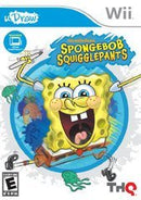 SpongeBob SquigglePants uDraw - Wii