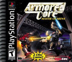 Armored Core Master of Arena - Playstation