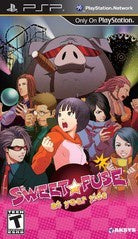 Sweet Fuse: At Your Side - PSP