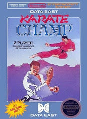 Karate Champ - NES
