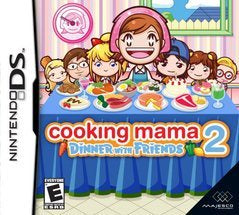 Cooking Mama 2 Dinner With Friends - Nintendo DS