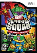 Marvel Super Hero Squad: The Infinity Gauntlet - Wii