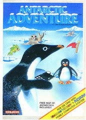 Antarctic Adventure - Colecovision