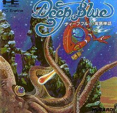 Deep Blue - TurboGrafx-16