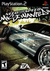 Need for Speed Most Wanted - Playstation 2