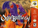 Ogre Battle 64: Person of Lordly Caliber - Nintendo 64