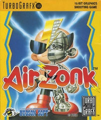Air Zonk - TurboGrafx-16