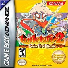 Boktai 2 Solar Boy Django - GameBoy Advance