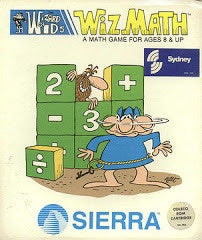 Wizard of Id's Wiz Math - Colecovision