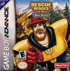 Rescue Heroes Billy Blazes - GameBoy Advance