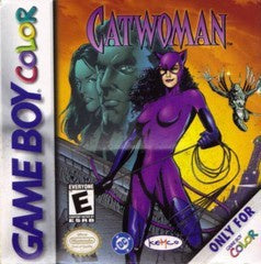 Catwoman - GameBoy Color