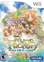Rune Factory: Tides of Destiny - Wii