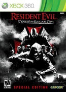 Resident Evil: Operation Raccoon City Limited Edition - Xbox 360