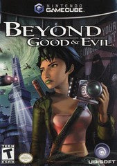 Beyond Good and Evil - Gamecube