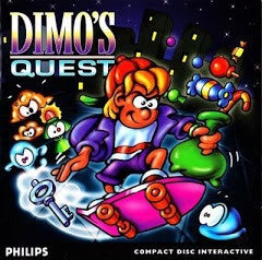 Dimo's Quest - CD-i