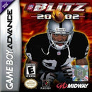 NFL Blitz 2002 - GameBoy Advance