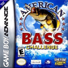 American Bass Challenge - GameBoy Advance