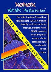 Tomarc the Barbarian - Colecovision