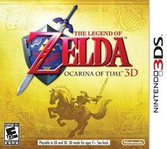 Zelda Ocarina of Time 3D - Nintendo 3DS
