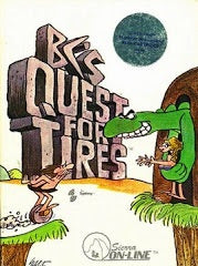 B.C.'s Quest for Tires - Colecovision
