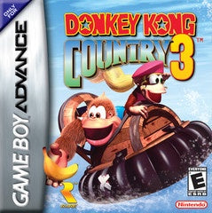 Donkey Kong Country 3 - GameBoy Advance