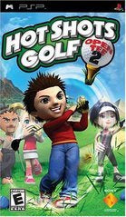 Hot Shots Golf Open Tee 2 - PSP