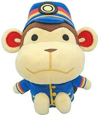 "Animal Crossing - Porter 7"" Plush"