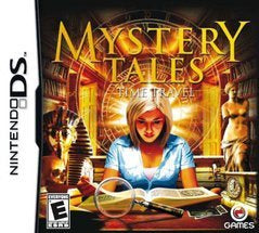 Mystery Tales: Time Travel - Nintendo DS