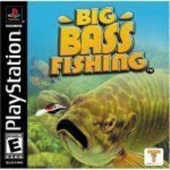 Big Bass Fishing - Playstation