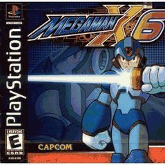 Mega Man X6 - Playstation